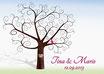Hochzeitsbaum - Weddingtree Motiv 6