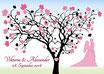 Hochzeitsbaum - Weddingtree Motiv 10.3