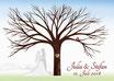 Hochzeitsbaum / Weddingtree Motiv 27