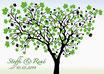 Hochzeitsbaum - Weddingtree Motiv 10.5