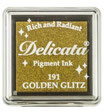 Ink Delicata Golden Glitz Col. 191