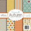 Blocco In Love With Autumn 15x15 24 Fogli Cod. PD7955