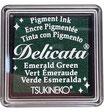 Ink Delicata Emerald Green Col. 321