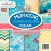 Blocco Mermazing Ocean 15x15 24 Fogli Cod. PD7952