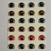 Occhi 3D misura 11mm cod 010D11