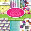 Blocco Funky Fantasy 15x15 24 Fogli Cod. PD7896