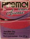 Premo! Sculpey Accents col.5029 Magenta Pearl