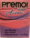 Premo! Sculpey Accents col.5115 Sunset Pearl