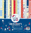 Blocco Carta Zoe & Ziggi's