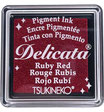 Ink Delicata Ruby Red Col. 325