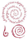 Stencil Stamperia Cod. KSM017