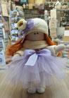 Cartamodello Baby Bambolina
