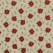 Pannolenci Stampato Stella di Natale Panna Cod. 4045-11