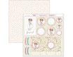 Carta Etichette e Scatoletta Rosa  SCP-145