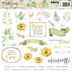 Stickers Modascrap The Spring Blossom MSSK 1-006