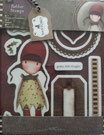 Rubber Stamps GOR 907117 Little Thoughts