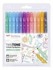 Set Twin Tone Pastel