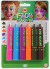 Face Colors Colori Serie 2