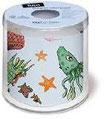 WC-Papier bedruckt ''Tintenfisch''