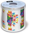 WC-Papier bedruckt ''Happy Birthday''