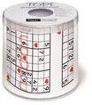 WC-Papier bedruckt ''Sudoku''