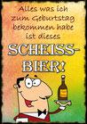 """Fun-Bier """"Alles was ich ..."""""""