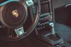 Innenraum Interior Porsche 997 Sportwagen 6 Gang Schaltung GULF Folierung LeMans Sportwagen Fahrzeug Technik Sammlerauto Auto Fahrzeuge Rennwagen Handschalter 9FF Klappenauspuff Turbos Ladeluftkühler