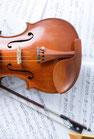 Violin録音料 (WAVEデータ1つあたり)