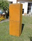 Rückwand 1,9m x 0,6m für Kaminholzregal in versch. Ausführungen