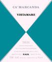 "`16 ""Vistamare"", Gaja/ Ca`Marcanda, 0.75l"