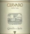 `15 Cervaro della Sala, Castello della Sala, Antinori, 12.5% Vol., 0.75l