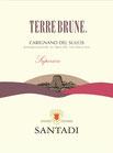 `14 Terre Brune, Santadi, 0.75l