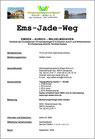 Ems-Jade-Weg