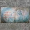 """Bewegte Oberfläche"", Acrylbild,abstrakt  (XXL200301)"