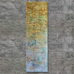 """FOSSILIEN"" Acrylbild,abstrakt  (XL18904)"