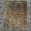 """SERIAL II"", Acrylbild, abstrakt (L190801)"