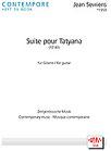 J. Sevriens, Suite pour Tatyana, Scores