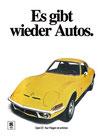 Opel GT Es gibt wieder Autos