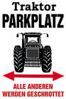 Traktoparkplatz