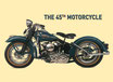 Motorcycle 45TH