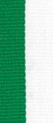 Grün/Weißes Band 22mm