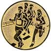 "A1.28 - Emblem ""Laufen"" Ø 25mm"