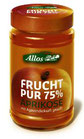FRUCHT PUR-Aprikose