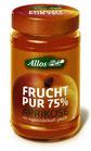 FRUCHT PUR-Aprikose