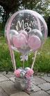 MEGA - Heißluftballon zum Muttertag