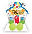 Ballon - Geschenk: Welcome Home