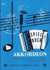 Spielbuch für Akkordeon Band II EMB 388