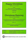 Happy Christmas MM 140 / Christmas Dancing MM 141