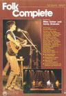 Folk Complete für Gitarre Band II EMB 808