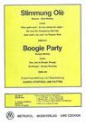 Stimmung Olè EMB 837 / Boogie Party EMB 838